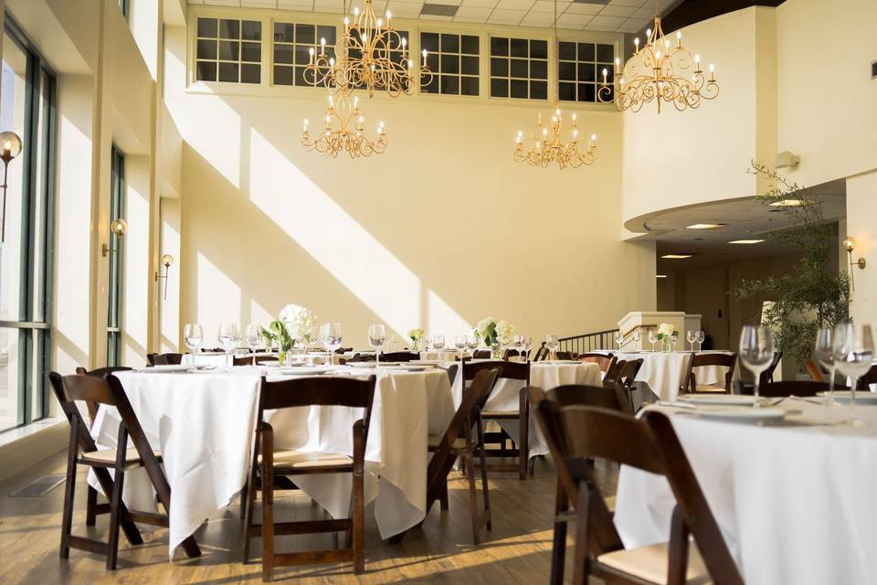 Hill Country event room