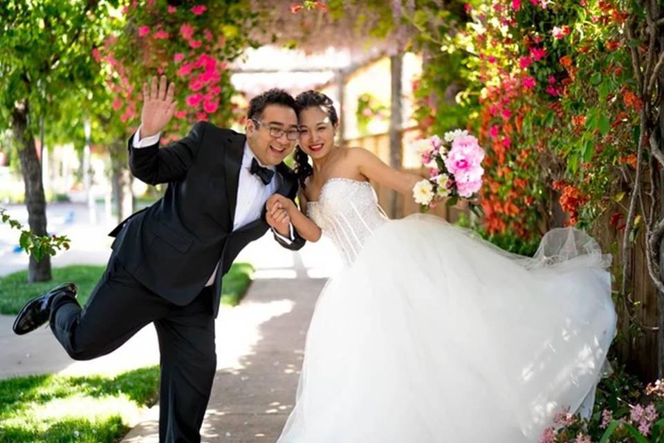 Wow Art Wedding