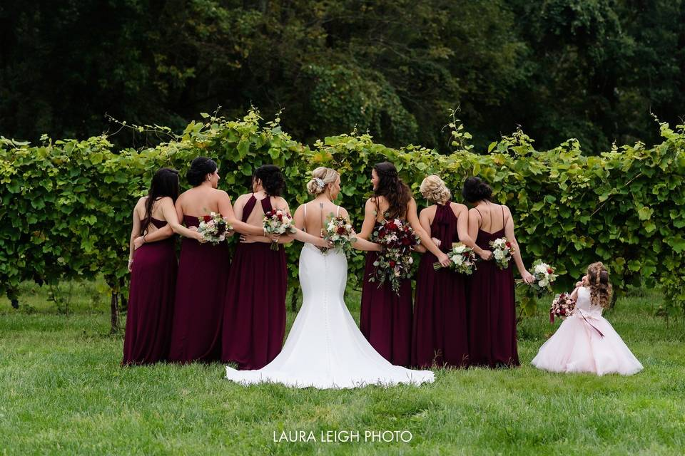 Weddings by Due Amici at The Estate at Eagle Lake & More