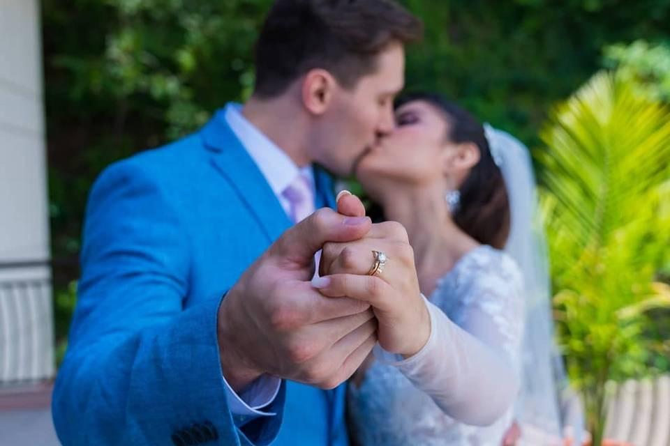 Ndoor/Outdoor Wedding