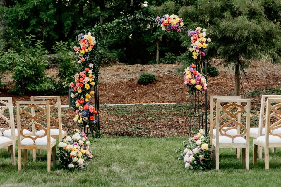 Arch arrangements