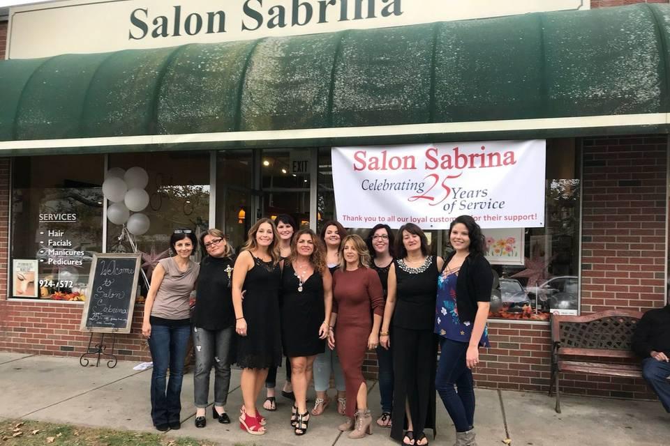 Salon Sabrina