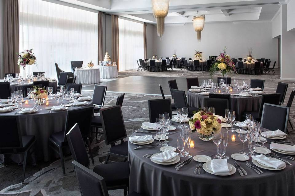 The Elegance Ballroom