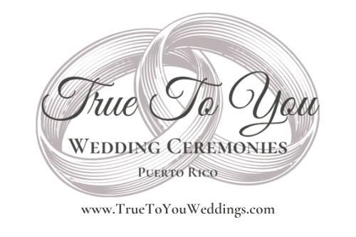 True to You Wedding Ceremonies