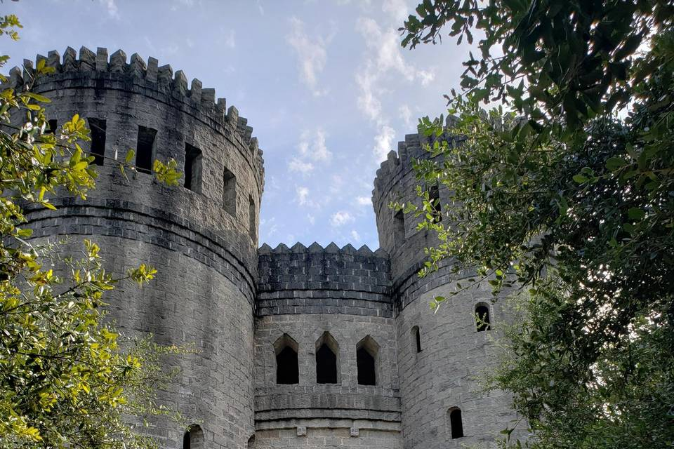 Ottis Castle