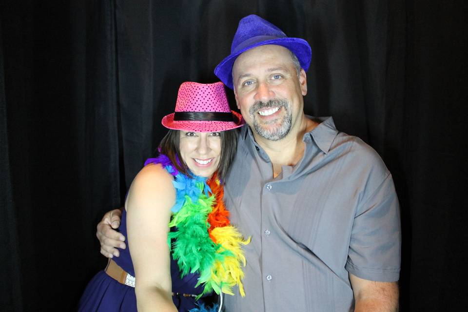Mansfield Photo Booth