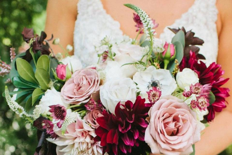 Glamour and Grit Floral