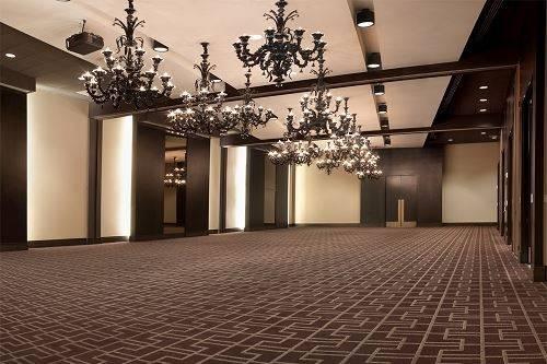 Stunning chandeliers