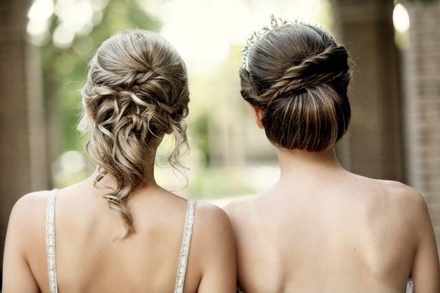 Updos by Alyse