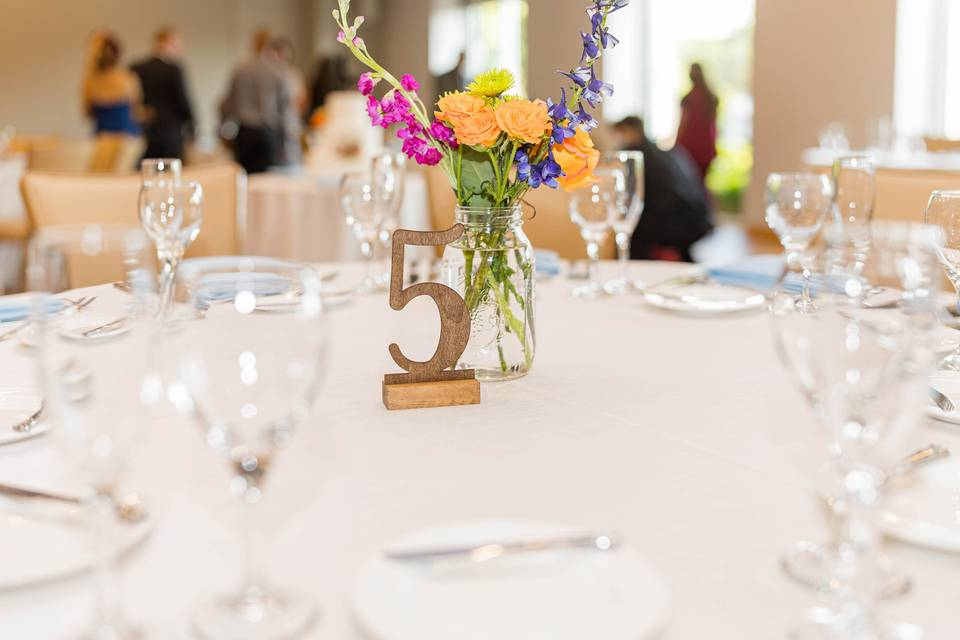 Reception - Lasting Photography