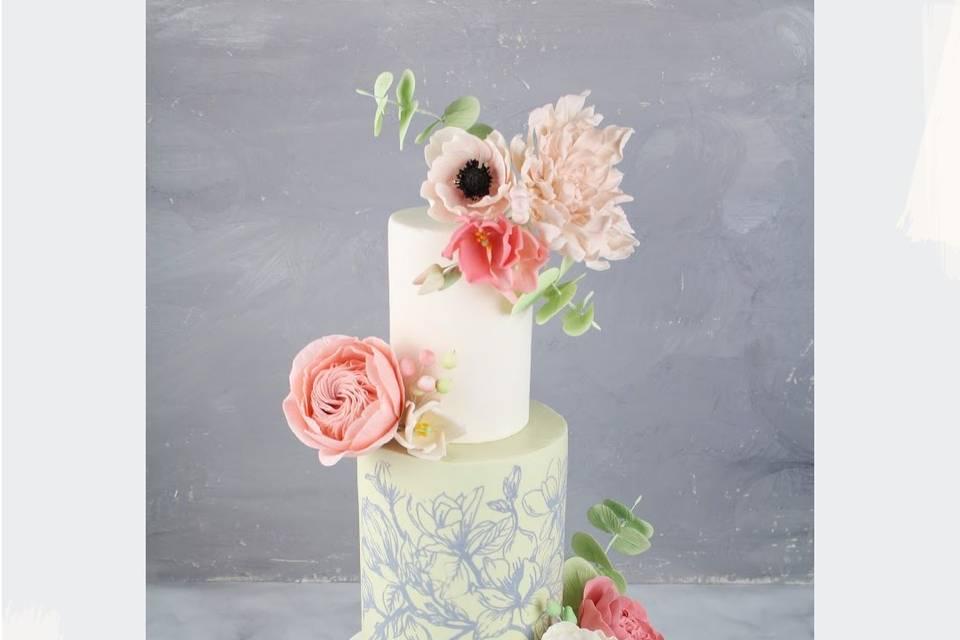 Cascadia Cake Design
