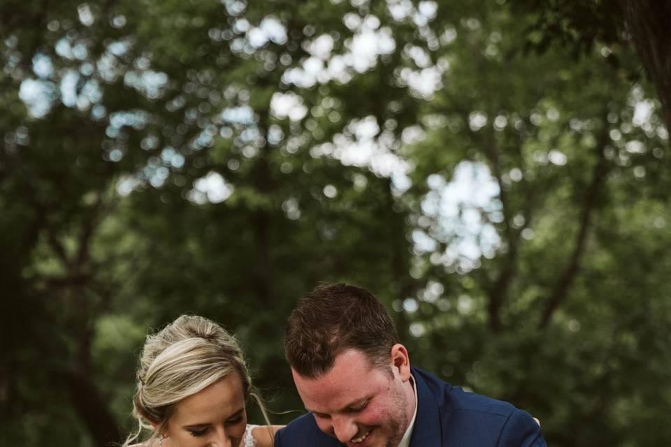 Minot, ND   Wedding