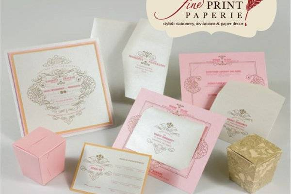 The Fine Print Paperie