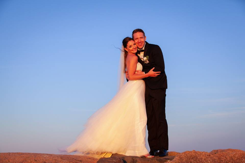 Just Us, Cape Cod Wedding
