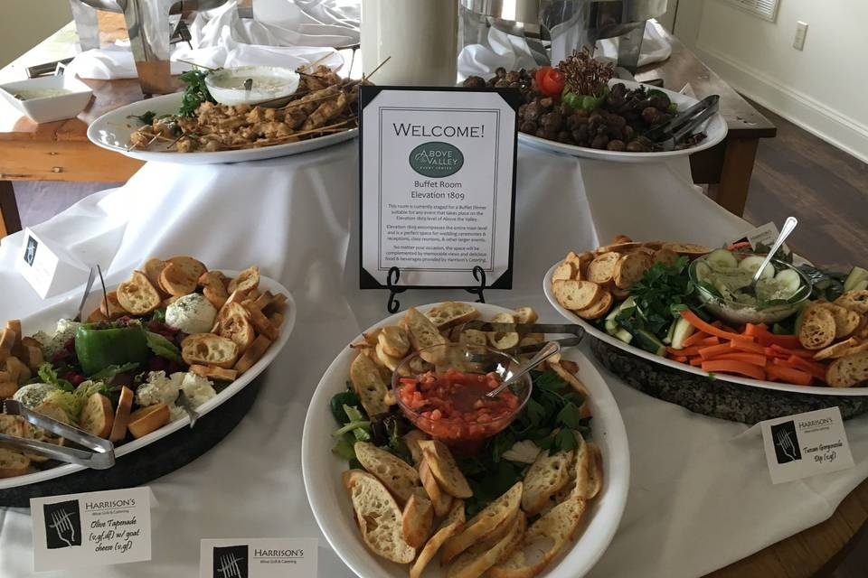 Harrison's Eat Well Catering