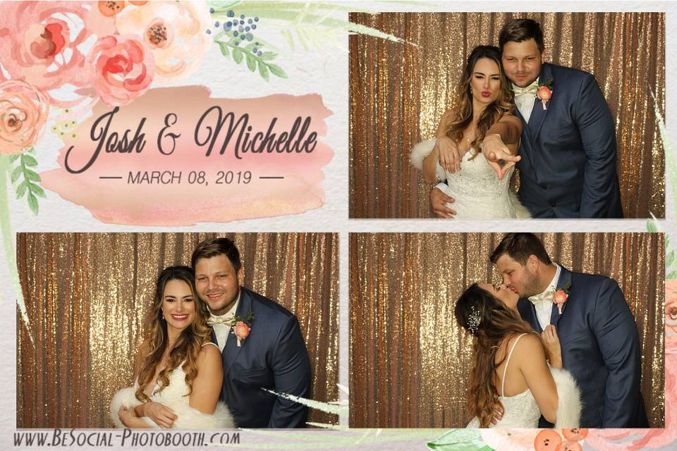 Be Social Photo booth