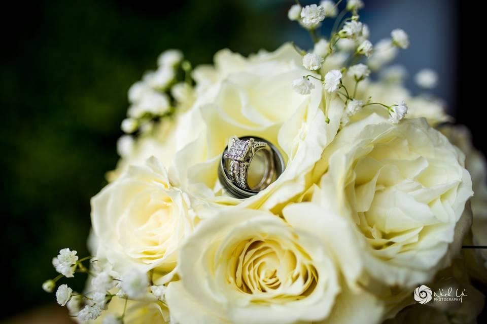 Wedding rings  - Nick Yi
