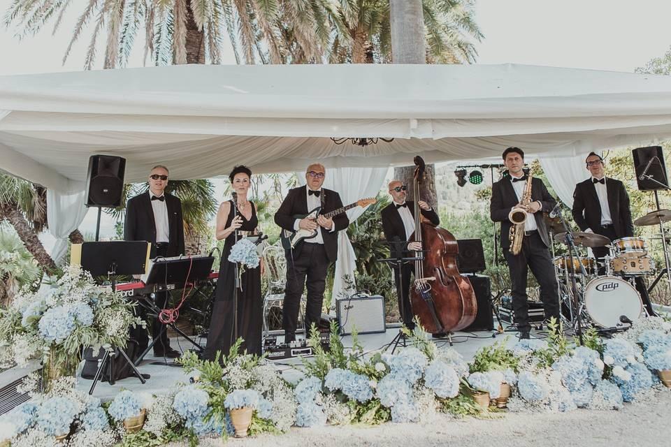 Jazz band in Liguria