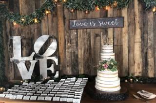 Rochester NY Wedding Cakes