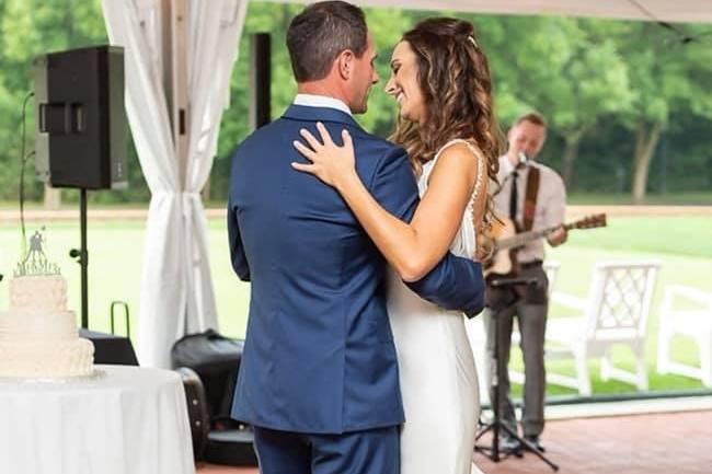 Wedding at New Albany CC