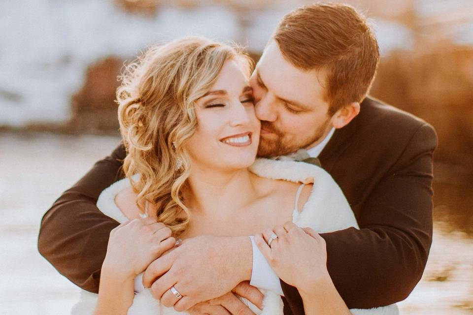 A loving moment - Candice Marie Photography