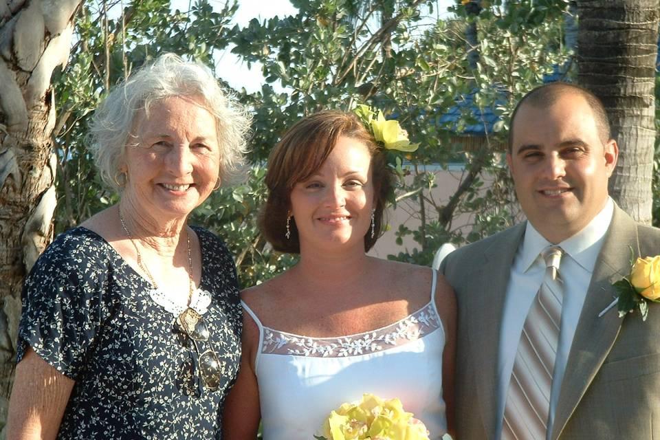 The Simple Wedding