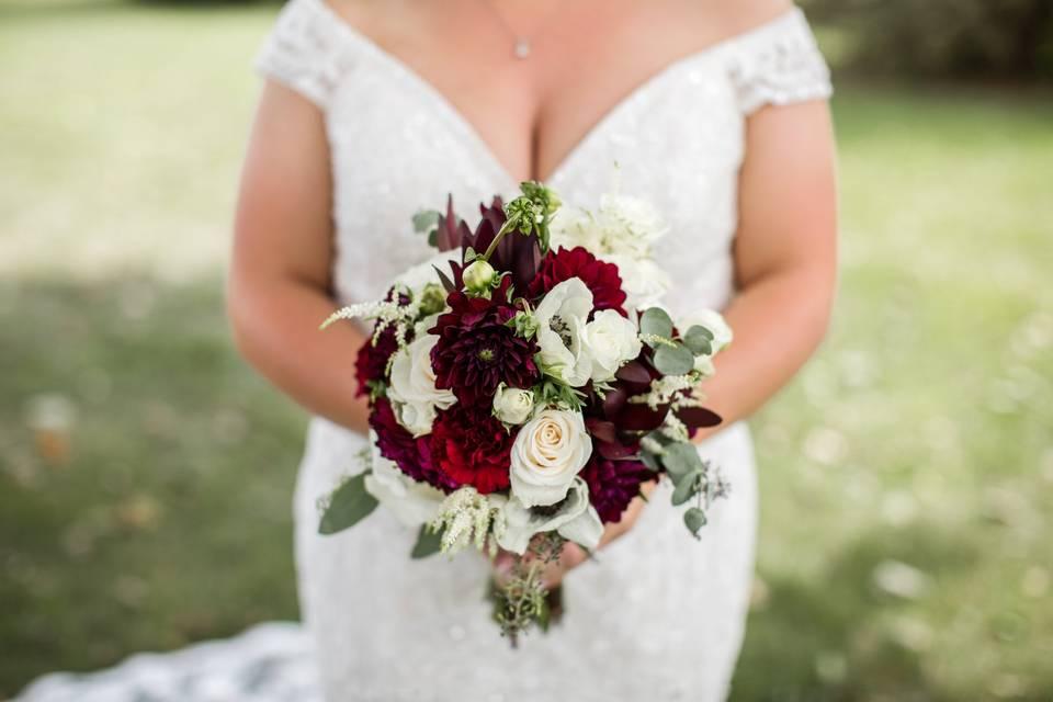 Bouquet - Amanda Souders Photo