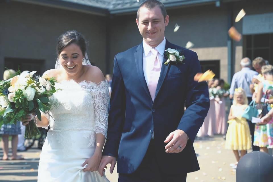 Katherine and Jason