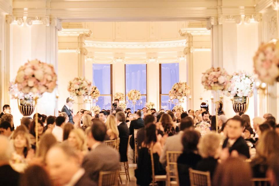 Flood Mansion Wedding