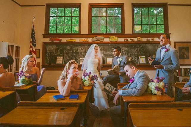 Classroom Photo Op