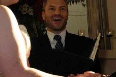 Wedding judge
