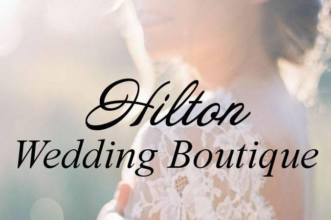 Hilton Wedding Boutique