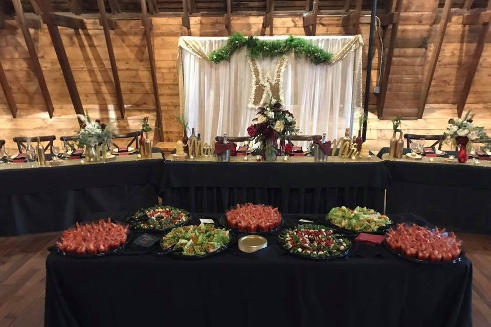 Save the Date Catering and Events
