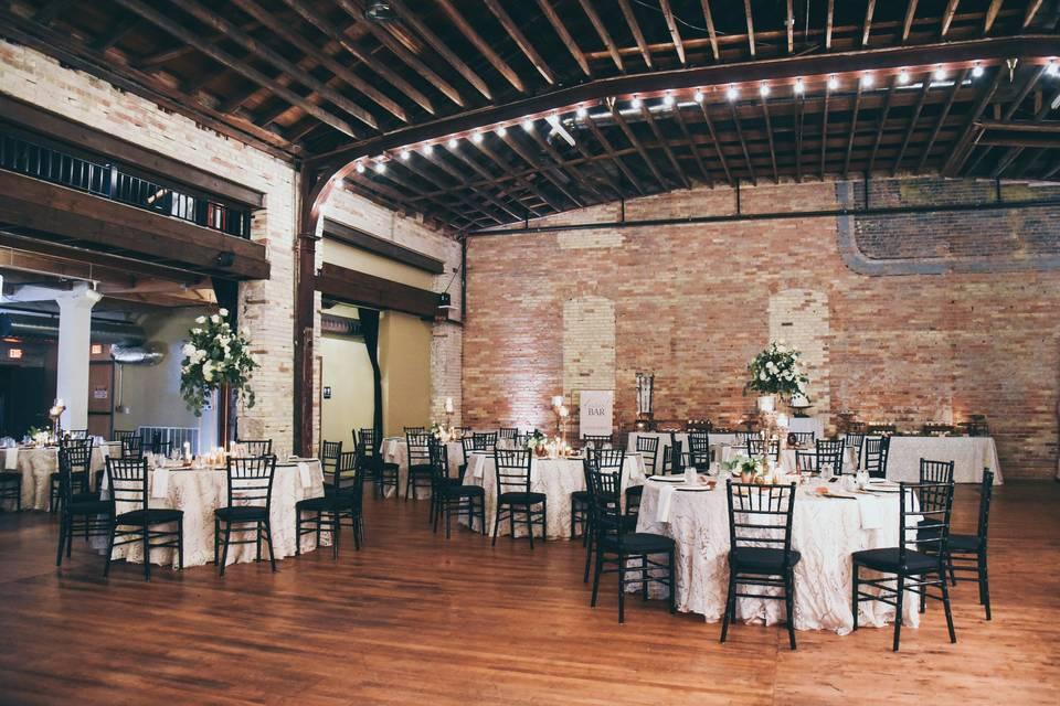 Harris Wedding Reception