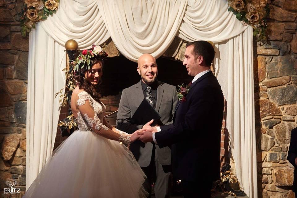 Award Winning Officiant & Wedding Planning Consultant