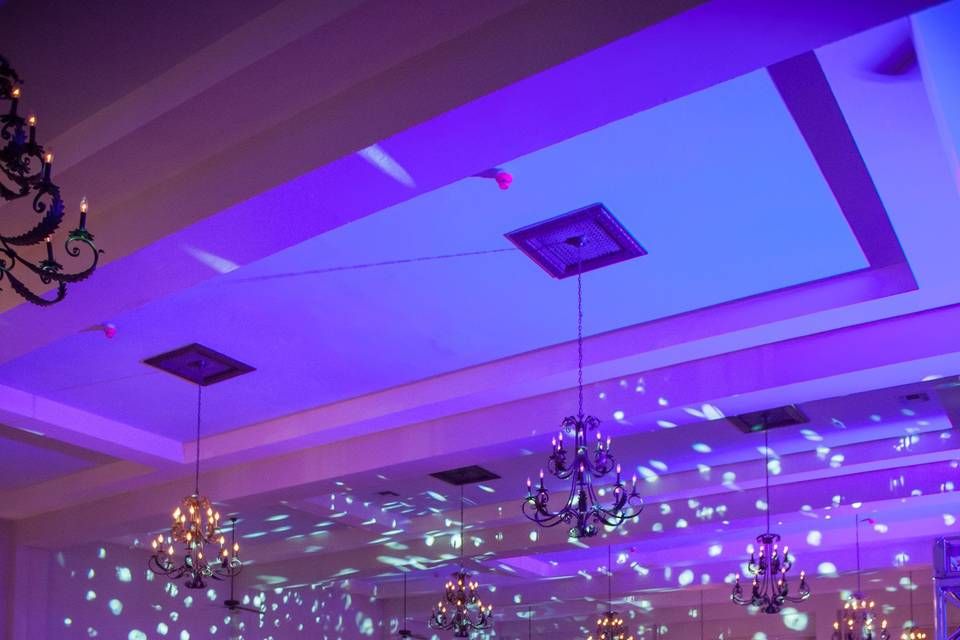 Lights and decor