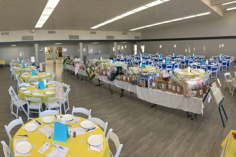 La Sierra Community Center Rentals