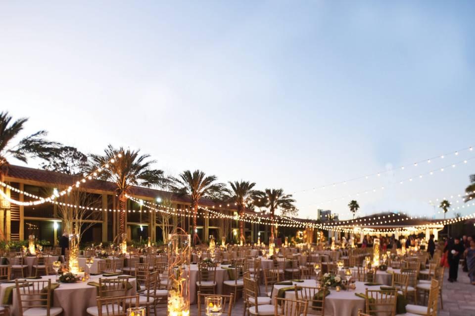 Promenade Wedding Reception