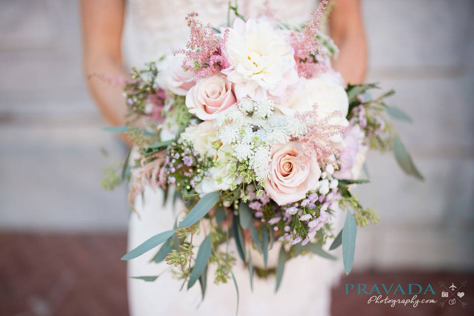 Always Beautiful Floral Design by Stella