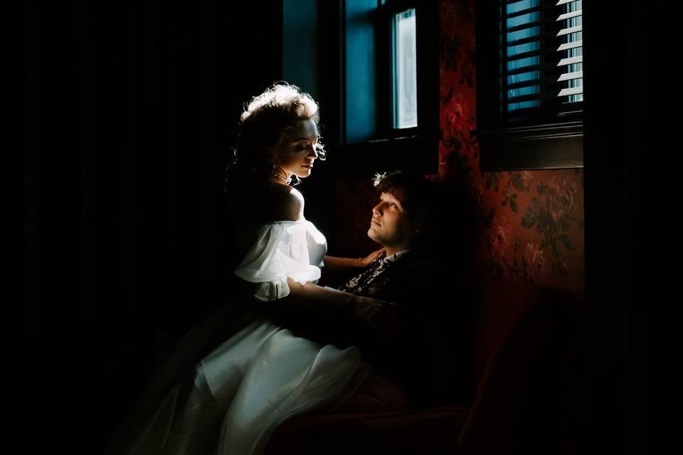 Subtle lighting, Applehead Photography & Design
