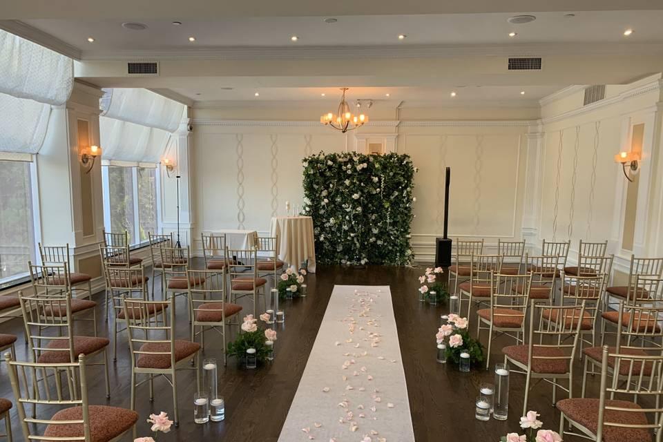 Willow Room - Ceremony