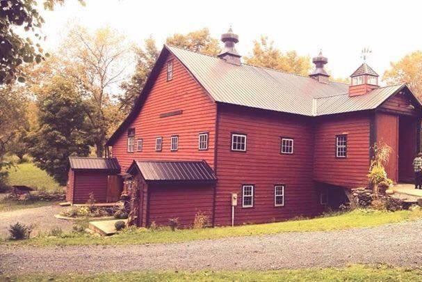 The barn at Henry Hill Farm
