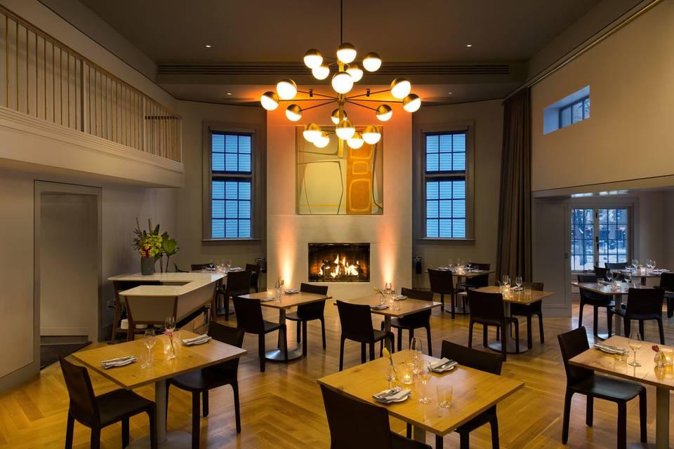 Parsnip Restaurant & Lounge