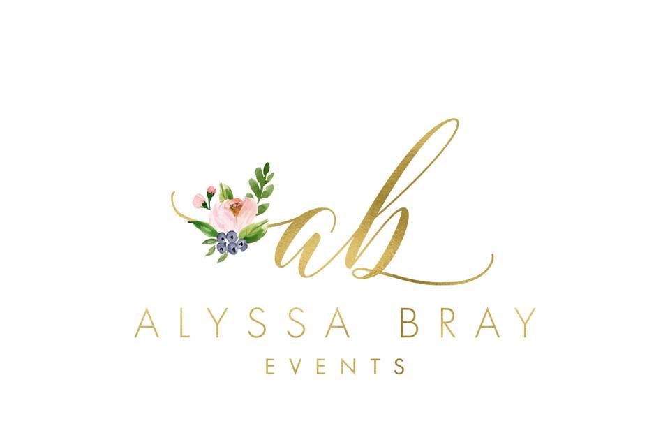 Alyssa Bray Events