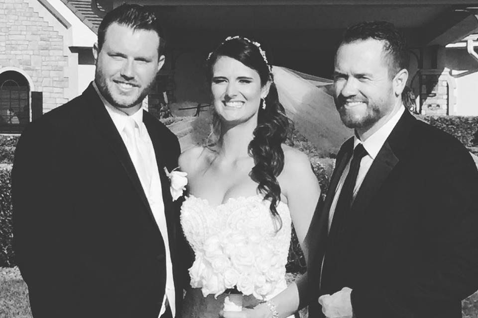 Pastor Matt - Wedding Officiant