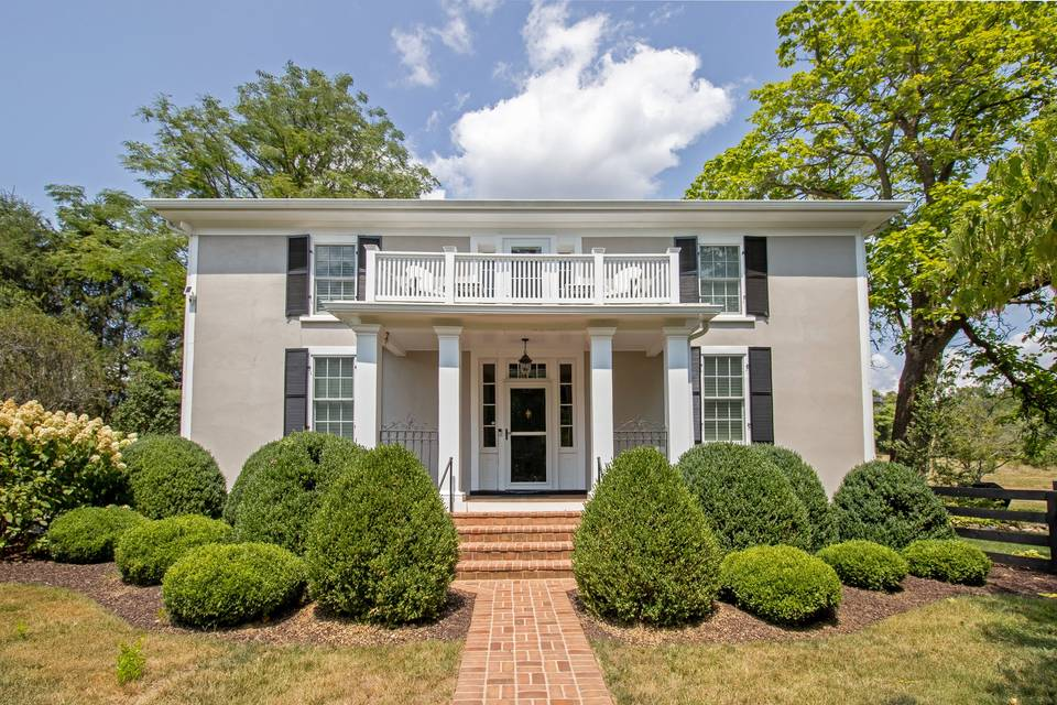 Southern Charm at Mount Sidney