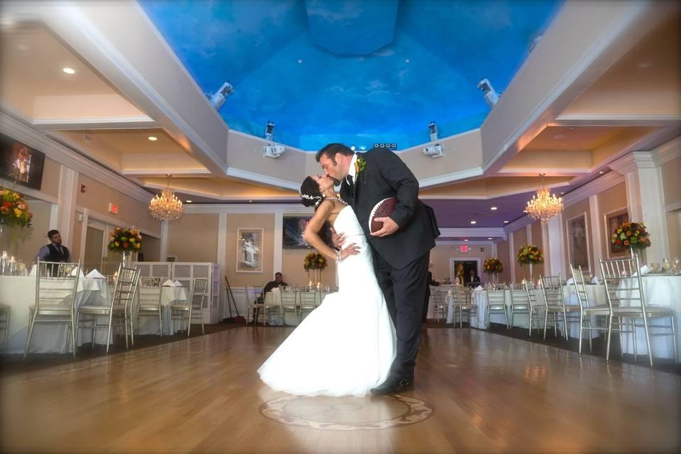 Ballroom romance
