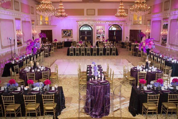Color It Purple Event Planning