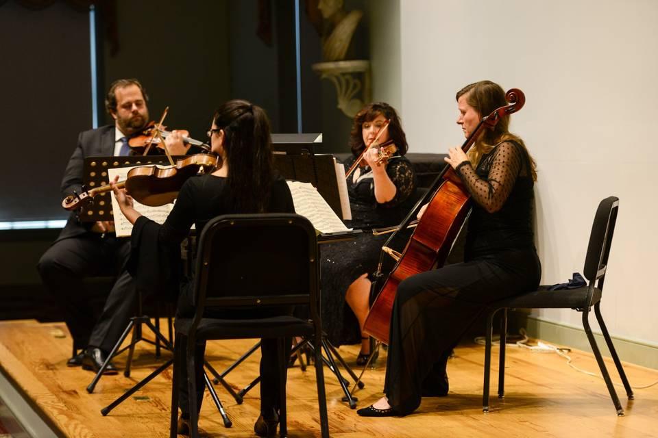 Recital-The Lyceum Alexandria