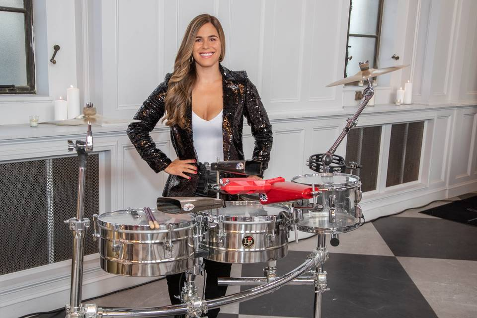 Crystal Percussion